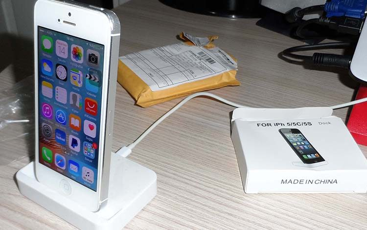 iPhone Dock İncelemesi