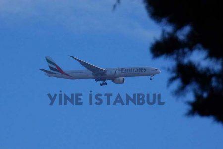 Yine İstanbul Bu Sefer Haliç ve Eminönü