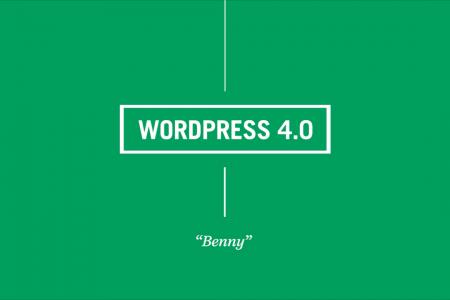 WordPress 4.0 Benny Güncellemesi